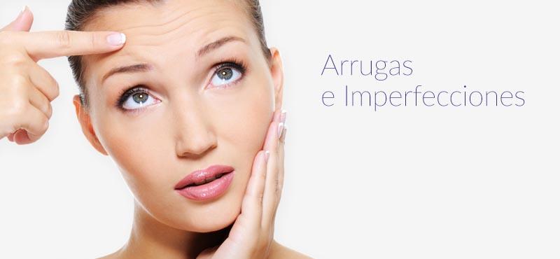Arrugas e Imperfecciones en Logrono