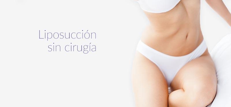 Liposucción sin Cirugía en Logrono