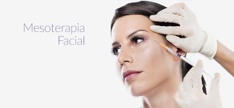 Mesoterapia Facial en Logrono