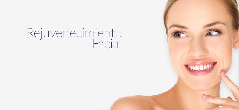 Rejuvenecimiento Facial en Logrono